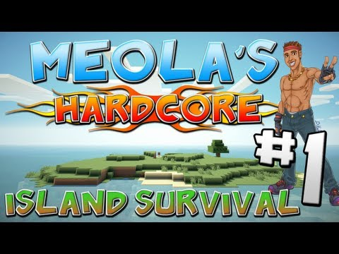 MEOLA's Hardcore Island Survival | Episode 1 | Stranded