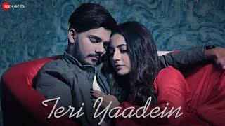 Teri Yaadein - Official Music Video | Brishbhan Thakur | Jasleen Arora | Madhur Sharma