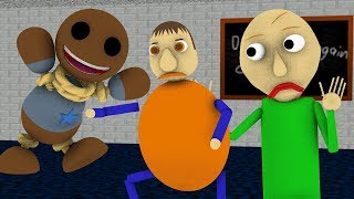 SFM BALDI Baldi s Basics In Learning Vs KICK THE BUDDY BUDDY Animation