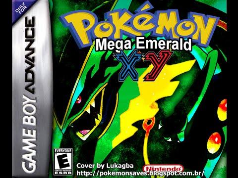 Pokemon Emerald X And Y GBA ROM Hack: Episode 2 Rustboro