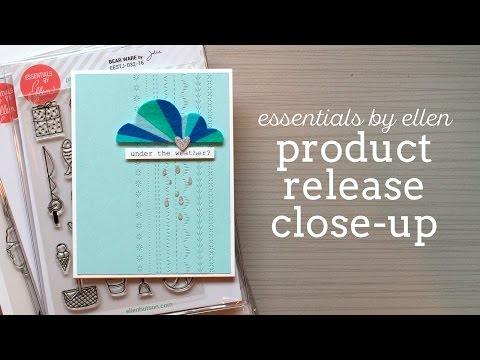 Product Release Close-Up + Card Ideas -- Essentials by Ellen