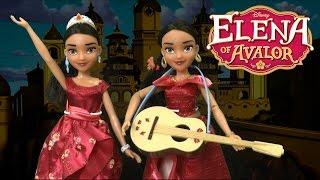Elena of Avalor My Time Singing Elena of Avalor & Elena of Ava…