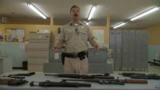 Little Britain USA: America's Love for Guns