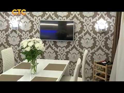 видео: Современный дизайн интерьера квартиры в стиле Молоко и Шоколад
