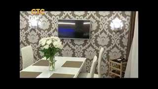 Современный дизайн интерьера квартиры в стиле Молоко и Шоколад(, 2015-01-22T16:50:04.000Z)