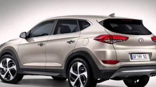 All New 2016 Hyundai Tuscon