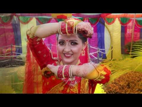 HIGHLIGHT -- Dr. Sumnima Bhandari Weds Dr. Ramesh Sapkota