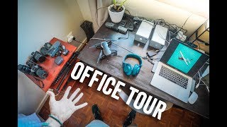 NEW OFFICE & HOUSE TOUR!