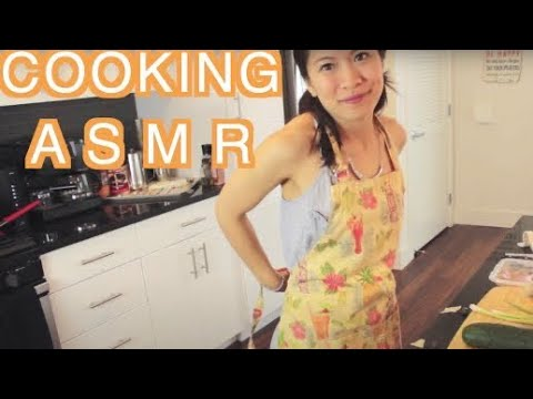 ASMR Cooking Time ~ Asian Soba Noodles