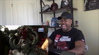 God of War E3 2017 Trailer REACTION!!!