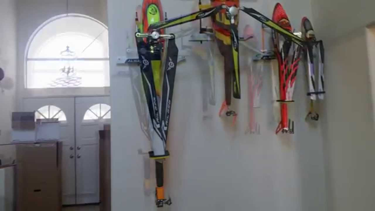 Wall Hanging My Helicopter S Youtube