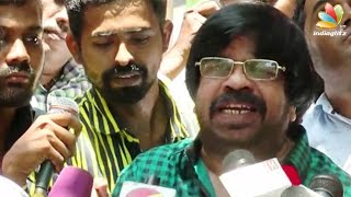 T Rajendhar Speech : I am ready to fight for Kaveri water Issue | TR Speech Kaveri issue