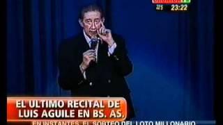 Luis Aguilé - Señor Presidente (Vivo)