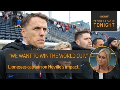 Can England's Lionesses win a World Cup under Phil Neville? | PL Tonight