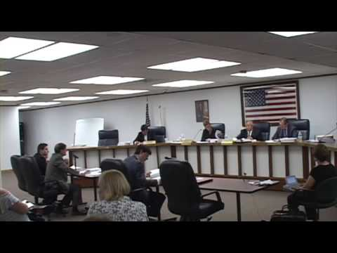 Forest Park Electoral Board Hearing, August 31,2016