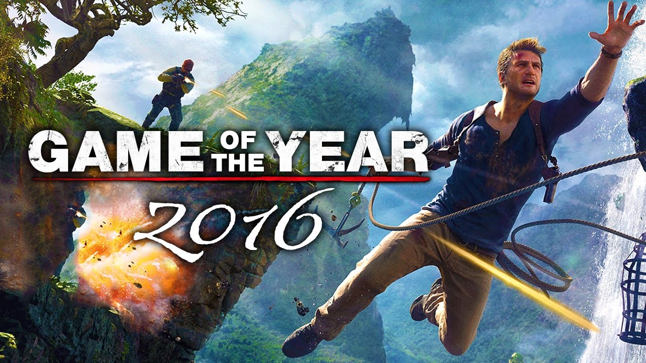 Game of the Year 2016 - RobinGaming - YouTube