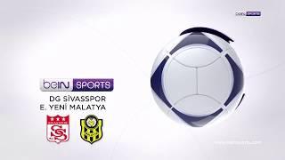 DG Sivasspor 2 - 0 Evkur Yeni Malatyaspor #Özet