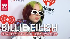 """Billie Eilish's New Self-Directed Video for """"Everything I Wanted"""" 