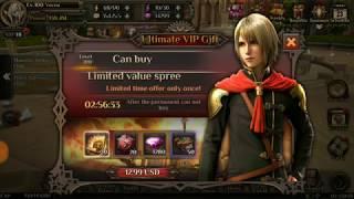 Level 100 Dan Hero Unique !!! - Final Fantasy Awakening Guide
