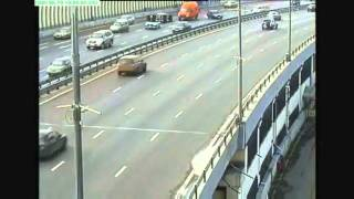 Vast Motorway Car Crash - 2011