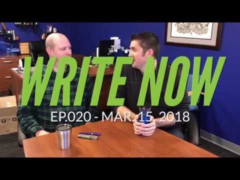 Write Now - Ep.020: From Goulet Customer to Team Member, Meet Jeremy!