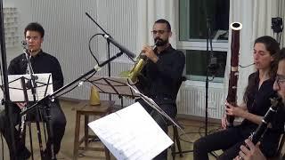 Scènes d'Enfance - Wind Quintet by Or Yissachar