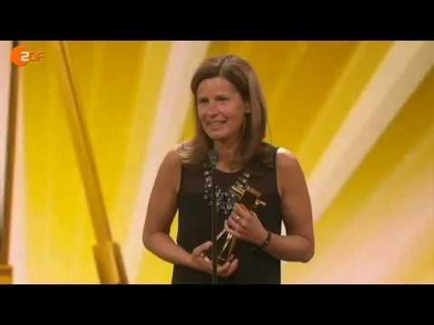 goldene kamera 2012 m ller hohenstein f r sportmoderation youtube