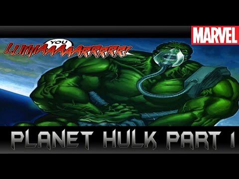 เมื่อโลกทรยศThe Hulk!!![Planet Hulk Part 1]comic world daily