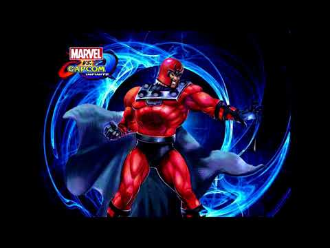 Magneto&39;s Expected Theme for MvC:I