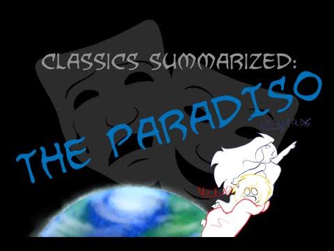 Classics Summarized: Dante's Paradiso