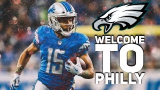 "Golden Tate ""Welcome To Philly"" Highlights"