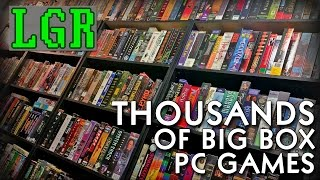 LGR - My PC Game Collection (3,000+ games)