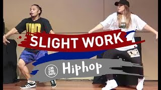 Slight Work by Wale | Hiphop Choreography by Prince | Live Love Party