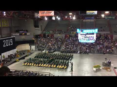 Chloe's Graduation Speech 2019 -  Robert Service High School