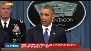 Obama: Islamic State Can and Will Be Defeated