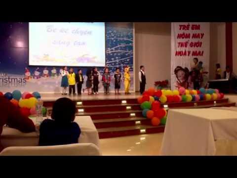 Trao giải Việt Anh kể chuyện