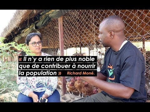 Burkina Faso : Retour chez Richard Mone