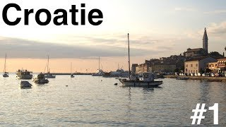 Carnet de voyage - Croatie : Episode 1
