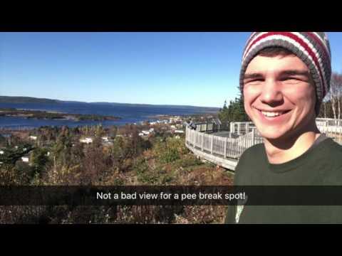Newfoundland Hitchhiking 2016