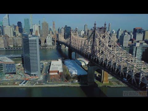Above New York: Queensboro Bridge