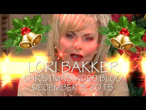 Lori Bakker Christmas Video Blog Dec. 3, 2015