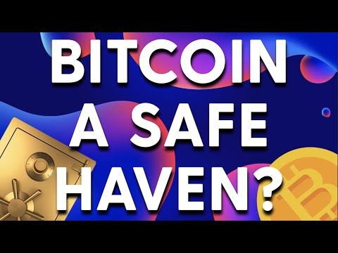 Is bitcoin a safe haven asset? thumbnail
