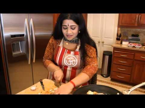 Asian Lion's Mane - Cooking with Vaidya Priyanka