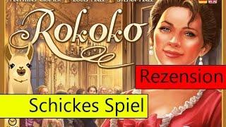 Rokoko (Spiel) im Test von SpieLama