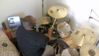 The Barnes Family Reunion - No Matter How High I Get (Drum Cover) Bobby Womack