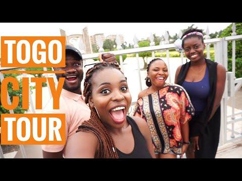 Togo Vlog Day 2   City Tour
