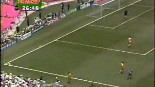 USMNT Romania 1994 World Cup 1 of 2 Full Game USA