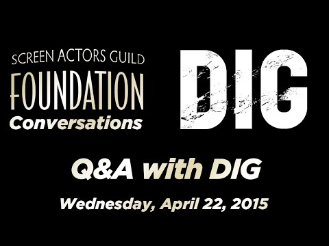 Conversations with Anne Heche, Alison Sudol and Tim Kring of DIG