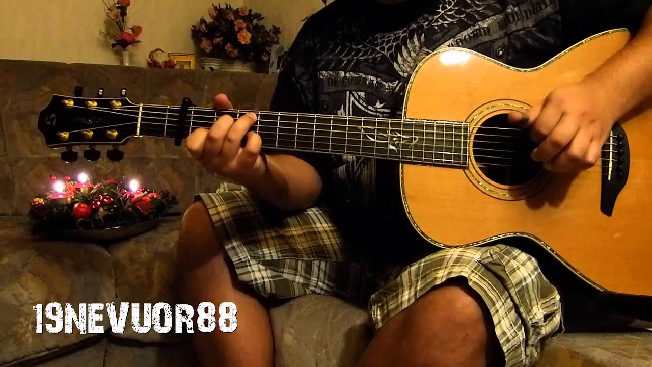 Mary's Boy Child - Christmas Song - acoustic guitar - YouTube