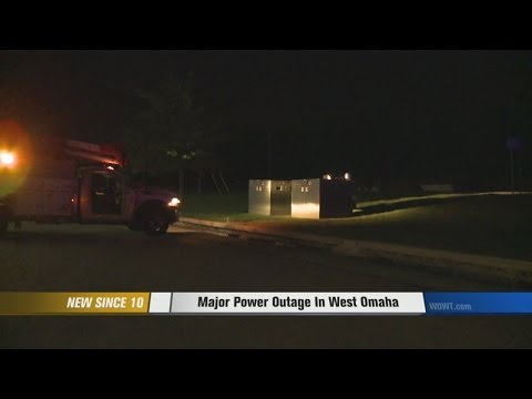Power Restored In Northwest Omaha